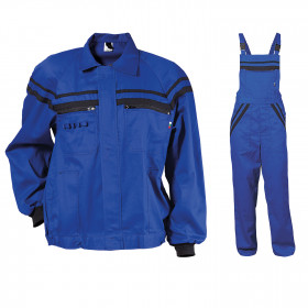 L1 ROYAL BLUE Work set