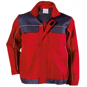 ASIMO RED Work jacket