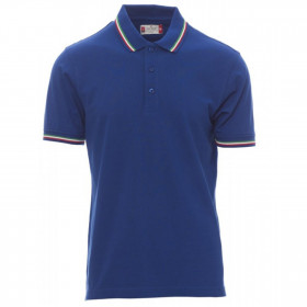 PAYPER ITALIA ROYAL BLUE Polo t-shirt