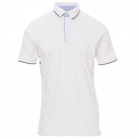 PAYPER CAMBRIDGE WHITE Polo t-shirt