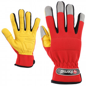 LAGUNA 2.0 Leatherette gloves