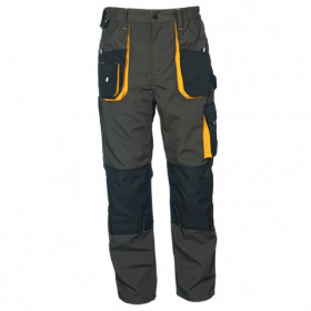 EMERTON OLIVE Work trousers