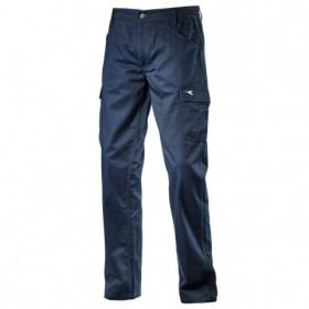 DIADORA LEVEL PANT NAVY Work trousers