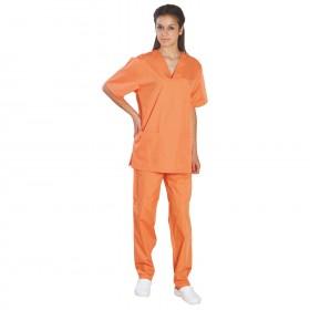 Медицински туника с панталон MK3 ORANGE