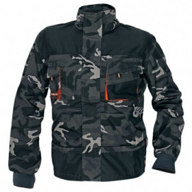 EMERTON CAMOUFLAGE Work jacket 1