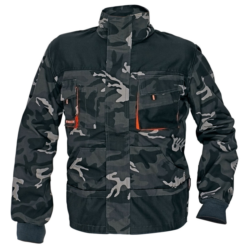 EMERTON CAMOUFLAGE Work jacket
