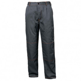 PRIMO GREY Work trousers