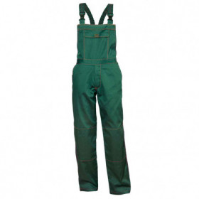 PRIMO GREEN Work bib pants
