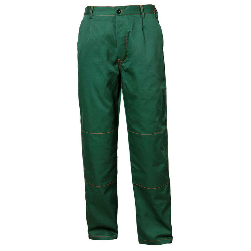 PRIMO GREEN Work trousers