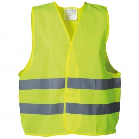LYNX YELLOW High visibility vest