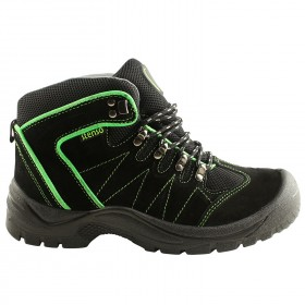 EMERTON BLACK ANKLE S1 Safety shoes