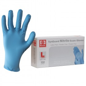 SYNGUARD NITRILE Disposable nitrile gloves