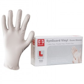 SYNGUARD VINYL Disposable vinyl gloves