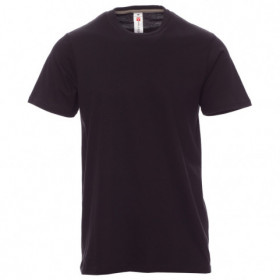PAYPER SUNSET BLACK T-shirt