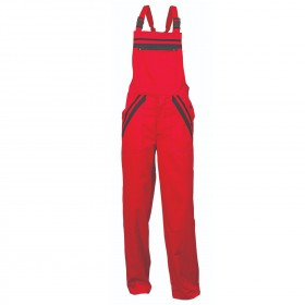 LT1 RED Work bib pants