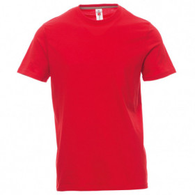 PAYPER SUNSET RED T-shirt