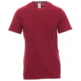 PAYPER SUNSET BORDEAUX T-shirt
