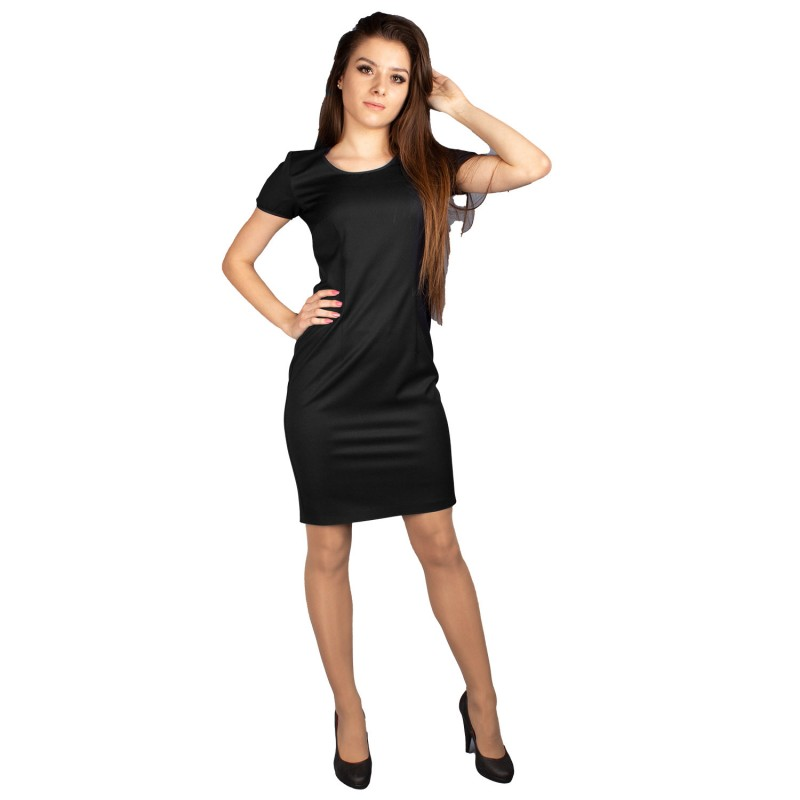 MELISA BLACK Lady's dress