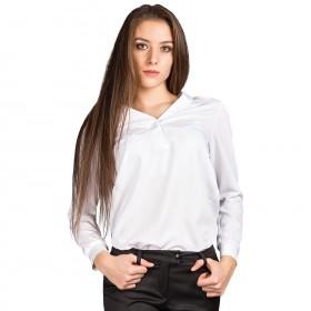 MIRA WHITE Lady's blouse