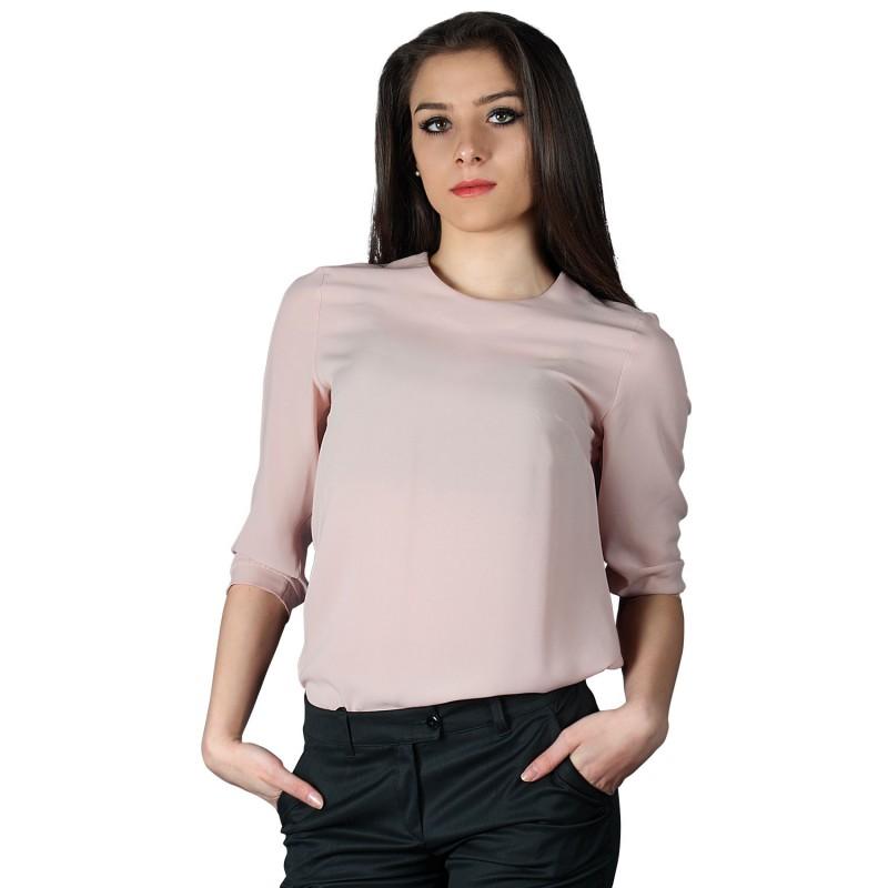 IVON LIGHT PINK Lady's blouse