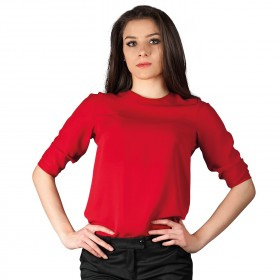 IVON RED Lady's blouse