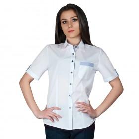 CASTA  Lady's short sleeve shirt 1