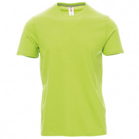 PAYPER SUNSET ACID GREEN T-shirt