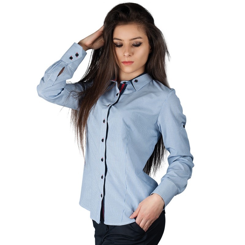 TOMMY Lady's long sleeve shirt