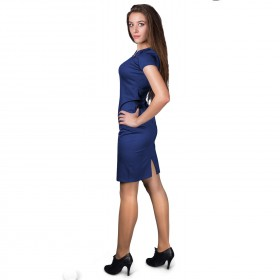 RIVA ROYAL BLUE Lady's dress