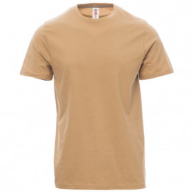 PAYPER SUNSET WARM BROWN T-shirt