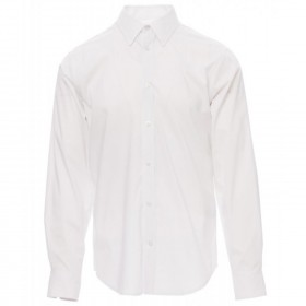 PAYPER IMAGE WHITE Men's long sleeve shirt