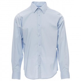 PAYPER IMAGE LIGHT BLUE Men's long sleeve shirt