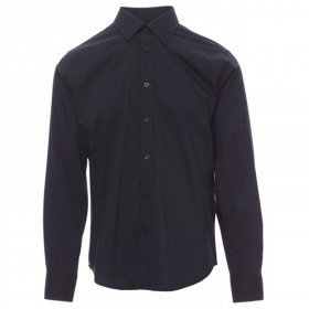 PAYPER IMAGE NAVY Men's long sleeve shirt