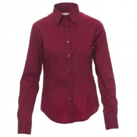 PAYPER IMAGE BORDEAUX Lady's long sleeve shirt