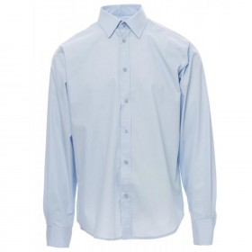 PAYPER MANAGER LIGHT BLUE Men's long sleeve shirt