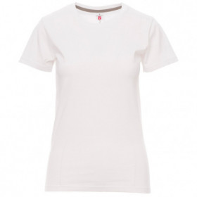 PAYPER SUNSET WHITE Lady's t-shirt