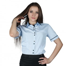 ALEXIA Lady's short sleeve shirt