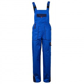 PRISMA SUMMER ROYAL BLUE Work bib pants