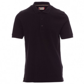 PAYPER VENICE BLACK Polo t-shirt