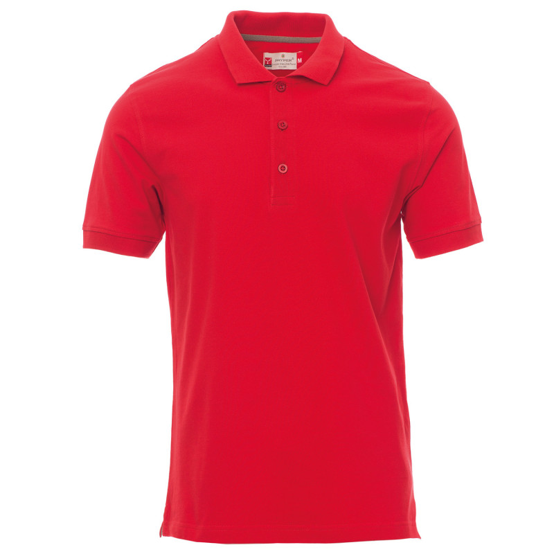 PAYPER VENICE RED Polo t-shirt