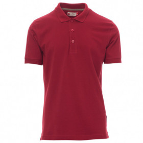 PAYPER VENICE BORDEAUX Polo t-shirt