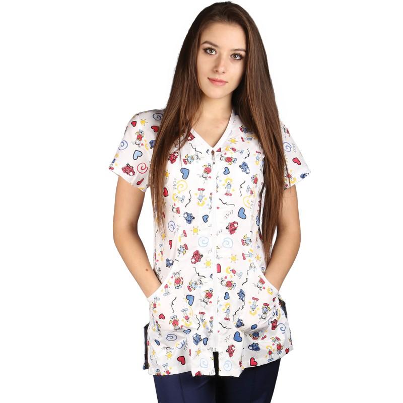 OLGA Lady's medical tunic