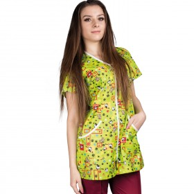 OLGA Lady's medical tunic