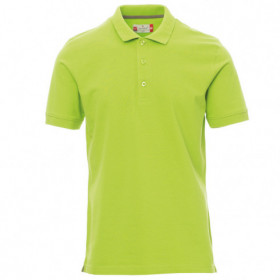 PAYPER VENICE ACID GREEN Polo t-shirt