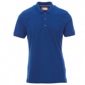 PAYPER VENICE ROYAL BLUE Polo t-shirt