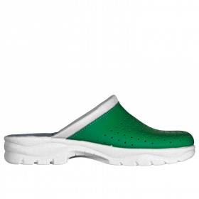 GF MAN LIGHT GREEN Man's clogs