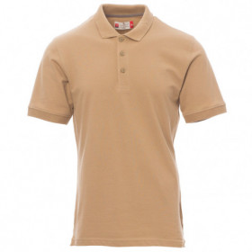 PAYPER VENICE WARM BROWN Polo t-shirt