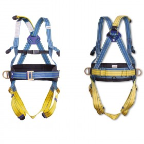 SEKURALT LIGHT 4 PLUS Fall protection harness