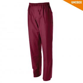 BORIS BORDEAUX Medical pants