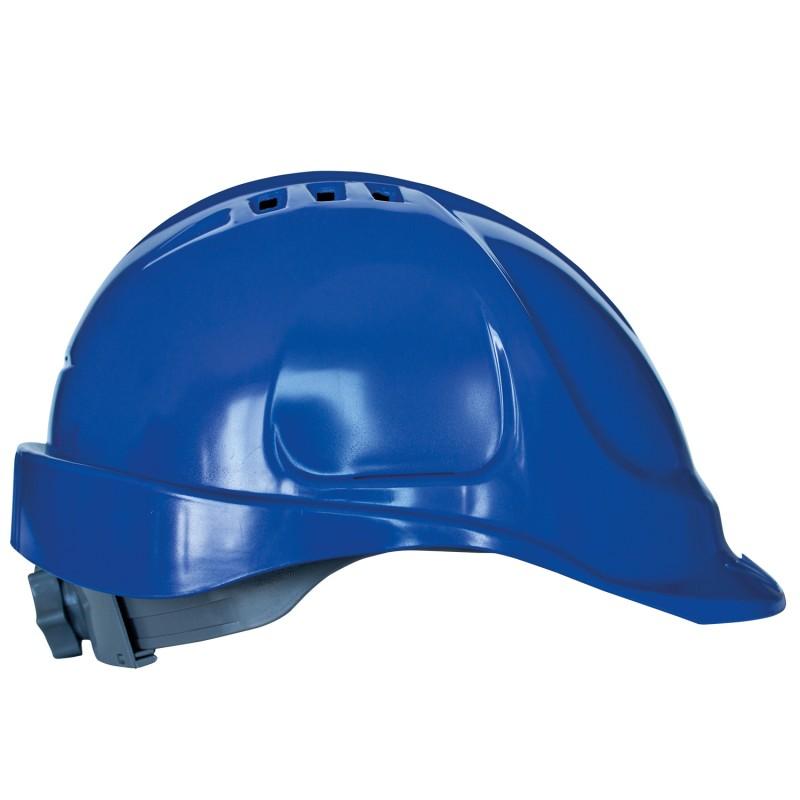 Защитна каска до 440V KANTON BLUE